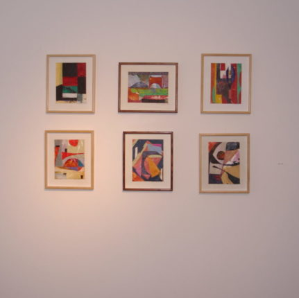 New Works by Sheila Girling